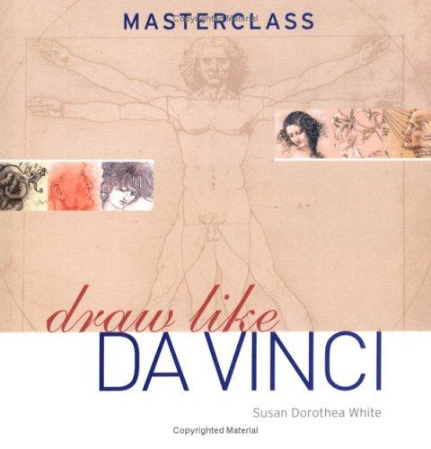 9781844034444: Draw Like Da Vinci (Masterclass)