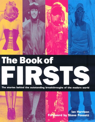 The Book of Firsts: Harrison, Ian