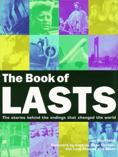 The Book of Lasts (Book Of. (Cassell: Harrison, Ian