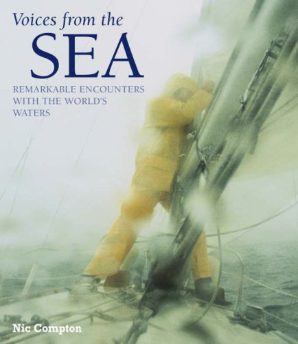 9781844035557: Voices from the Sea: Remarkable Encounters with the World's Oceans