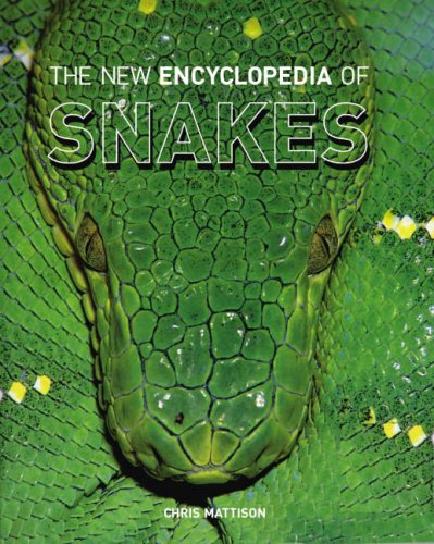 9781844035717: The New Encyclopedia of Snakes