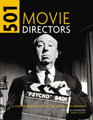 9781844035731: 501 Movie Directors: An A-Z Guide to the Greatest Movie Directors