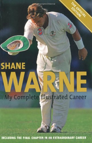 9781844035953: Warne: My Illustrated Biography