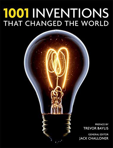 9781844036110: 1001 Inventions: That Changed the Way we Live