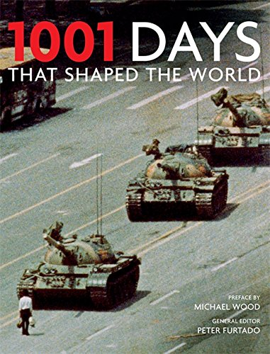 1001 Days That Shaped the World: Peter Furtado