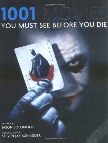 9781844036806: 1001 Movies You Must See Before You Die