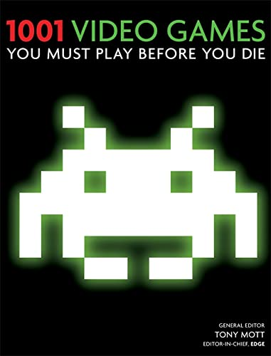 9781844036813: 1001 Video Games You Must Play Before You Die