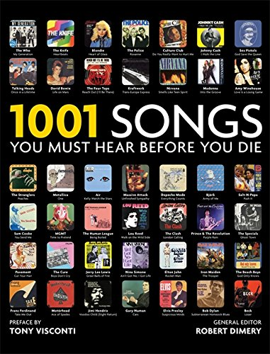 1001 Songs: You Must Hear Before You Die: Robert Dimery