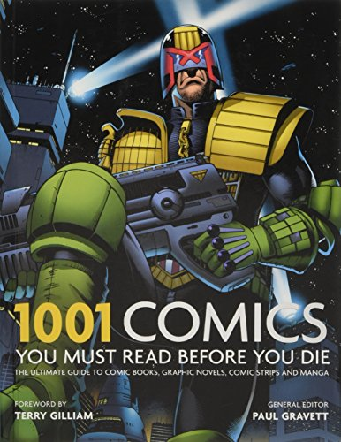 9781844036981: 1001: Comics You Must Read Before You Die