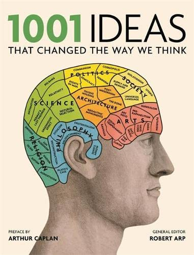 9781844037506: 1001: Ideas That Changed the Way We Think