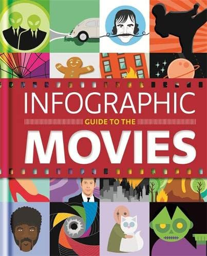 9781844037520: Infographic Guide to the Movies (Hamlyn All Colour Cookbook)