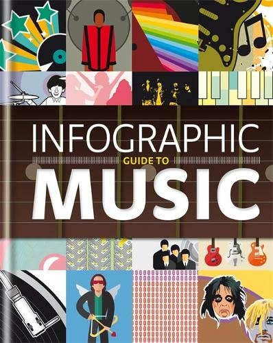 9781844037537: Infographic Guide To Music (Infographic Guides)