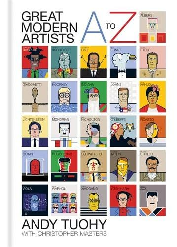 9781844037803: A-Z Great Modern Artists