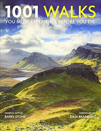 9781844037919: 1001 Walks: You Must Experience Before You Die