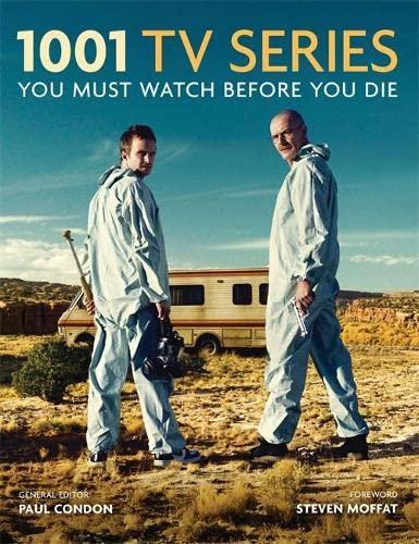 1001 TV Series: You Must Watch Before You Die: Paul Condon