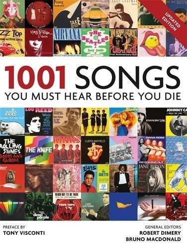 9781844038800: 1001 Songs: You Must Hear Before You Die