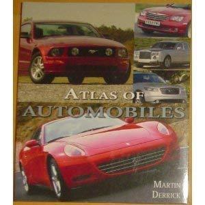 Atlas of Automobiles: Derrick, Martin