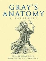 9781844060634: Gray's Anatomy, A Facsimile