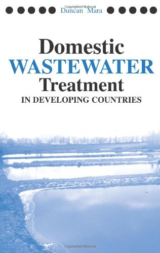 9781844070206: Domestic Wastewater Treatment in Developing Countries