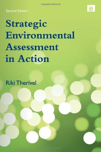 9781844070428: Strategic Environmental Assessment in Action