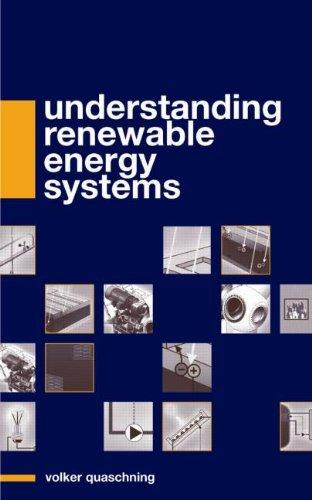 9781844071289: Understanding Renewable Energy Systems