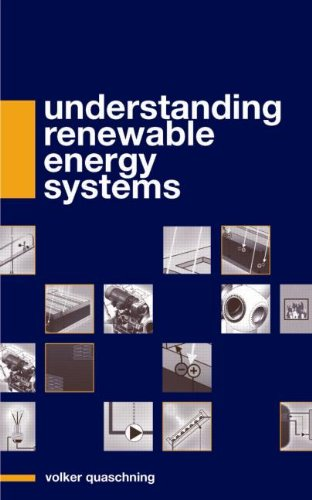 9781844071289: Understanding Renewable Energy Systems
