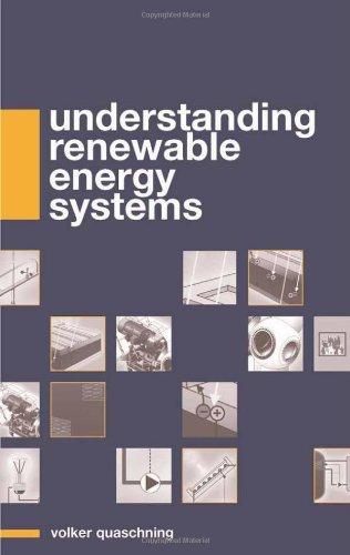 9781844071364: Understanding Renewable Energy Systems