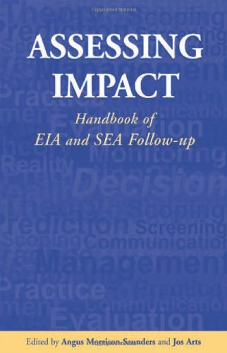 Assessing Impact: Handbook of EIA and SEA Follow-up (Hardback)