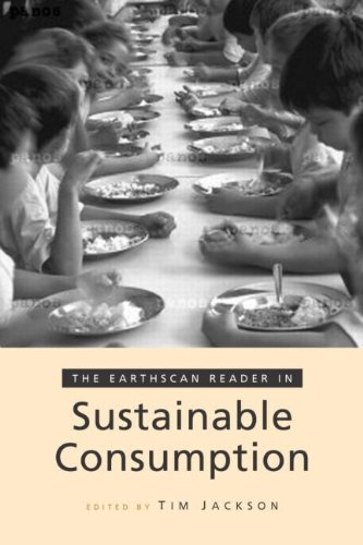 9781844071654: The Earthscan Reader on Sustainable Consumption (Earthscan Reader Series)