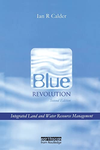 9781844072392: Blue Revolution: Integrated Land and Water Resources Management