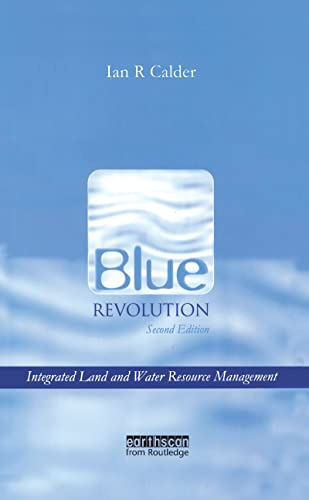 9781844072408: Blue Revolution: Integrated Land and Water Resources Management