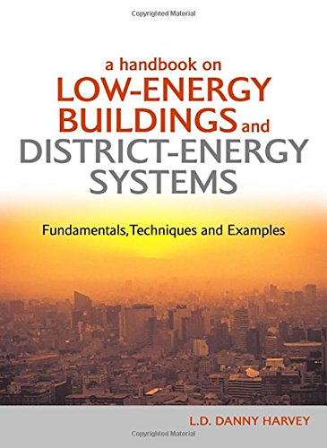9781844072439: A Handbook on Low-Energy Buildings and District-Energy Systems: Fundamentals, Techniques and Examples