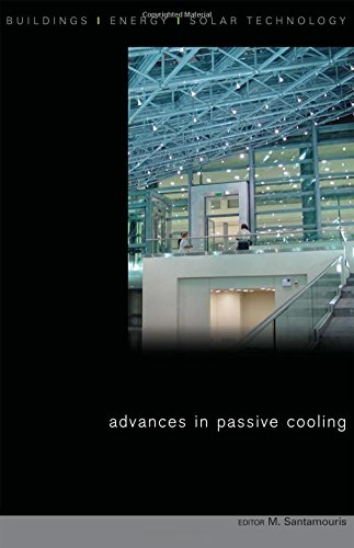9781844072637: Advances in Passive Cooling (BEST (Buildings Energy and Solar Technology))