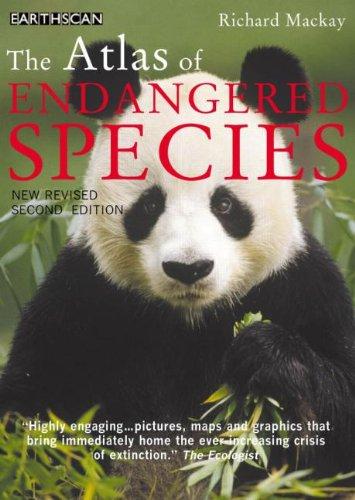 9781844072880: The Earthscan Atlas Series, 11 vols: The Atlas of Endangered Species