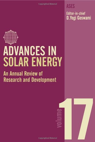 Advances in Solar Energy: An Annual Review of Research and Development in Renewable Energy ...