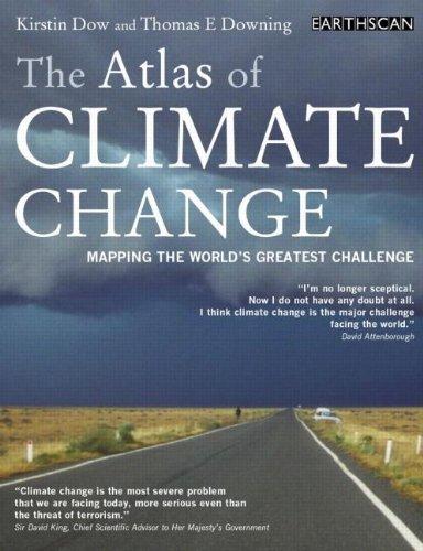 9781844073764: ATLAS CLIMATE CHANGE