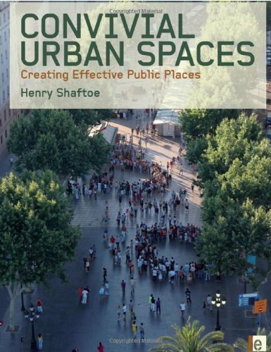 9781844073887: Convivial Urban Spaces: Creating Effective Public Places