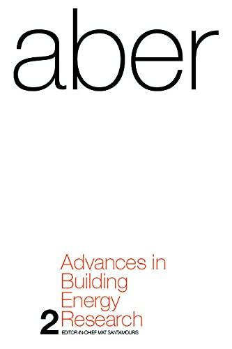 Advances in Building Energy Research (Hardcover): Mat Santamouris