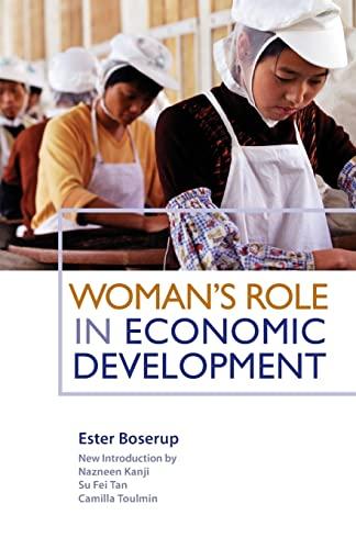 9781844073924: Woman's Role in Economic Development