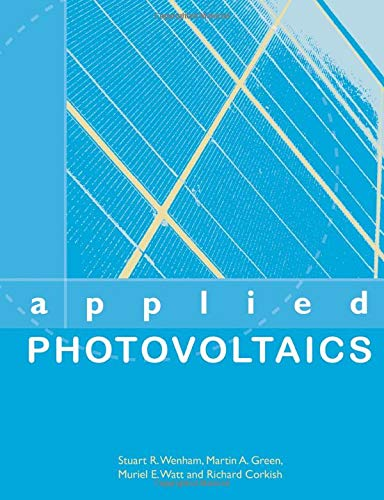 9781844074013: Applied Photovoltaics