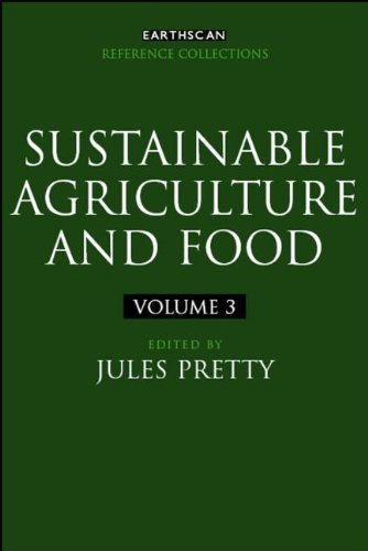 9781844074082: Sustainable Agriculture and Food (Earthscan Reference Collections)