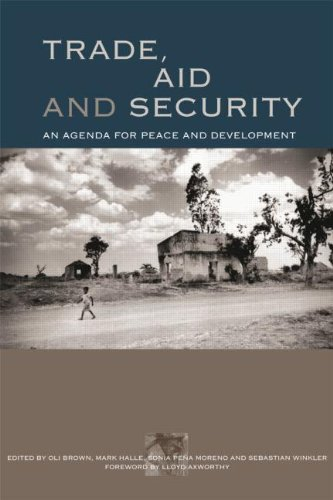 9781844074198: Trade, Aid and Security: An Agenda for Peace and Development