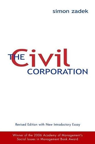 9781844074310: The Civil Corporation