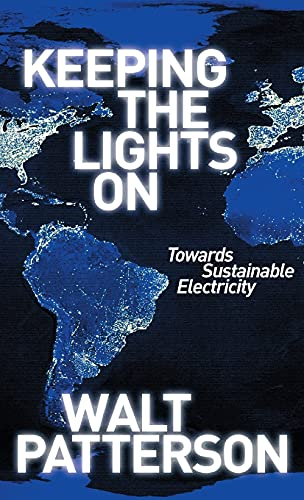 9781844074563: Keeping the Lights On: Towards Sustainable Electricity