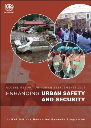 9781844074792: Enhancing Urban Safety and Security: Global Report on Human Settlements 2007