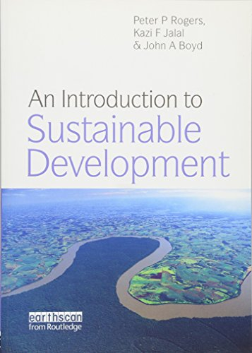 9781844075201: An Introduction to Sustainable Development