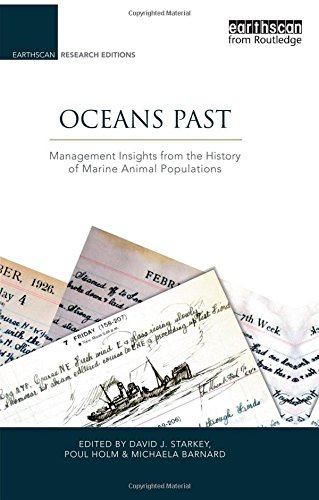 9781844075270: Oceans Past: Management Insights from the History of Marine Animal Populations (Earthscan Research Editions)