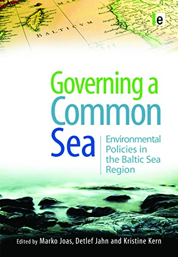 9781844075379: Governing a Common Sea: Environmental Policies in the Baltic Sea Region