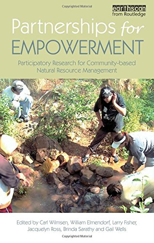9781844075621: Partnerships for Empowerment: Participatory Research for Community-based Natural Resource Management