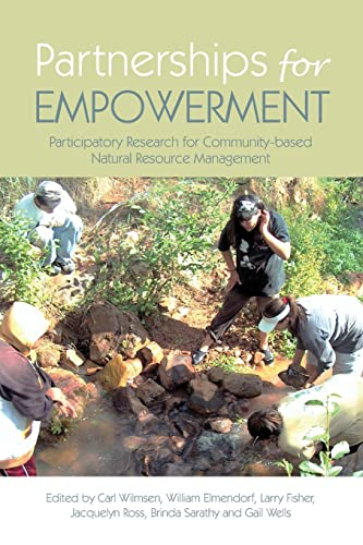 9781844075638: Partnerships for Empowerment: Participatory Research for Community-based Natural Resource Management